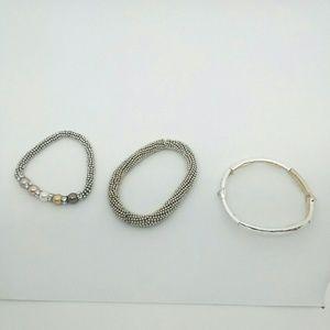 3-Pc basic bracelet bundle